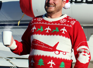 The Ugliest Sweaters in Aviation!