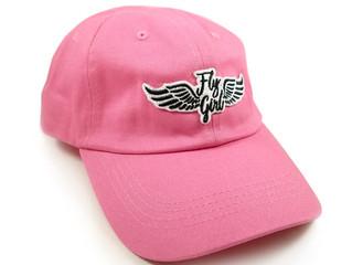 """Fly Girl"" Pilot Hats"