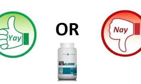 Beta-alanine for strength training: yay or nay?