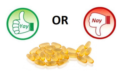 Fish oil (omega-3) supplements: Yay or nay?