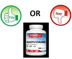 Multivitamin supplements: yay or nay?