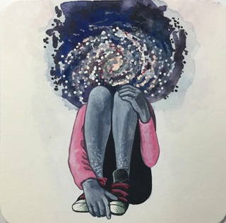 Space Head | Sold