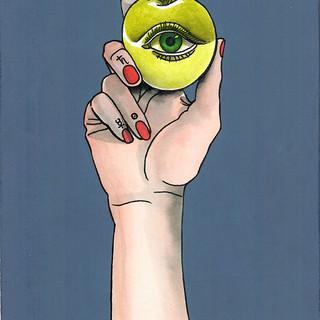 Apple of My Eye | Sold