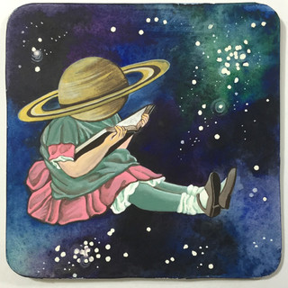Little Saturn Head | Sold