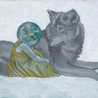 Earthing & Grey Wolf | Sold