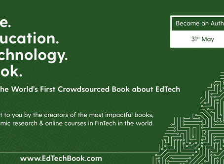 Why the EdTech Book? Why CrowdSourced?