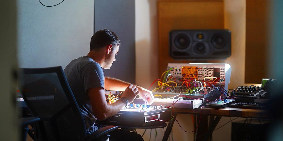 How To Make Music with Modular Synthesizers