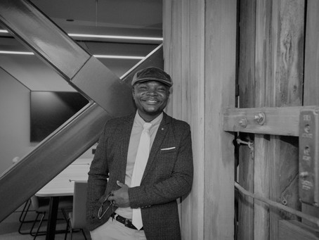 'Home-Grown' Mentors: The Mentoring Story of Michael Selorm Avumegah.
