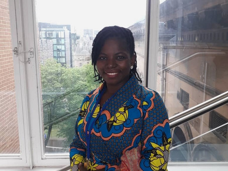 A Guardian Angel! The mentoring story of Patience Okyere Asante.