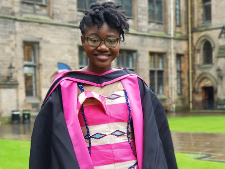 The 'Calculus Connection': The Mentoring Story of Angela Tabiri.