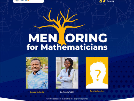 """The """"Mentoring for Mathematicians"""" Event"""
