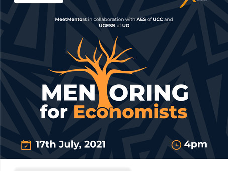 Mentoring for Economists Event