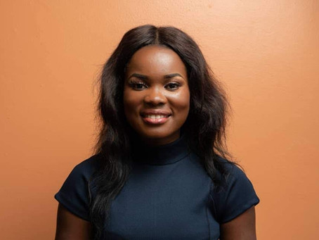 Groomed in Ghana to Shine in the UK: Mentoring Story of Lois Afua Damptey.