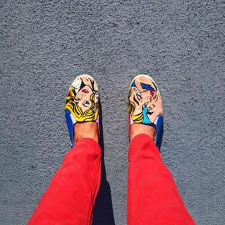 Lichtenstein Shoes