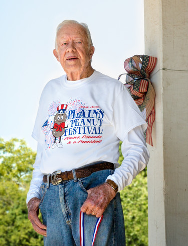 Jimmy Carter 2017