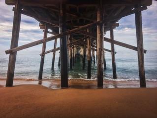 Balboa Bach Pier