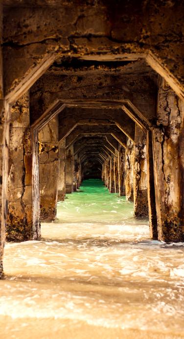 Pier-ing Through