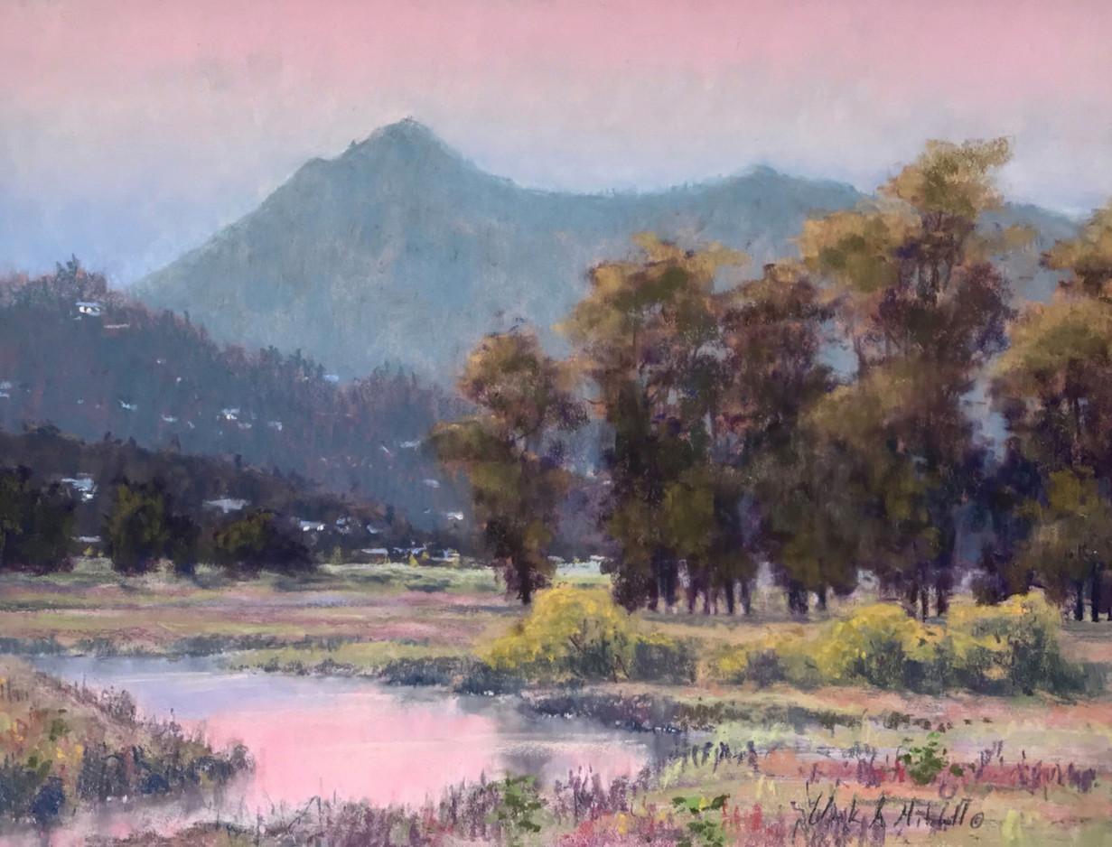 Clark Mitchell Pastel