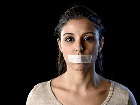 Rape and Shame and Silence: My response to the demand I publicly apologize