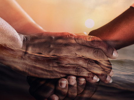 Musings on Faith, Trust and Love: A Recipe for Humanity