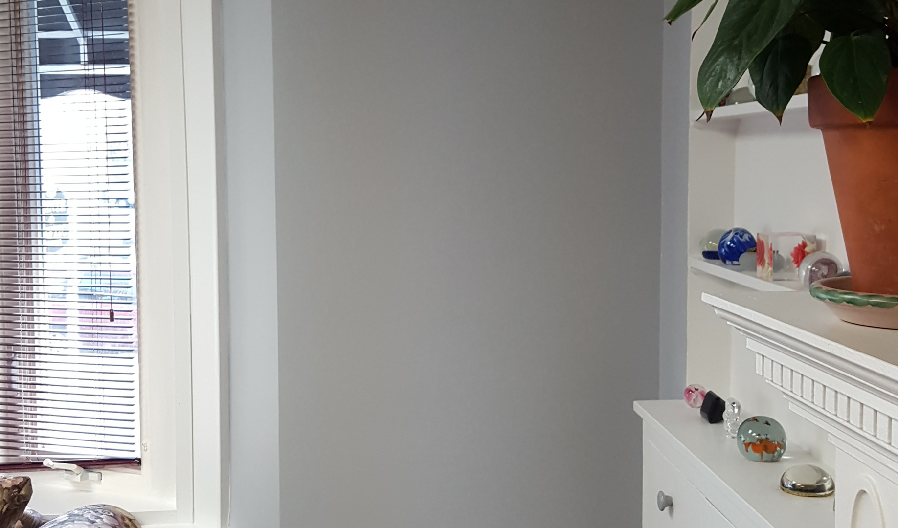 OFFICE WALLS PAINTED