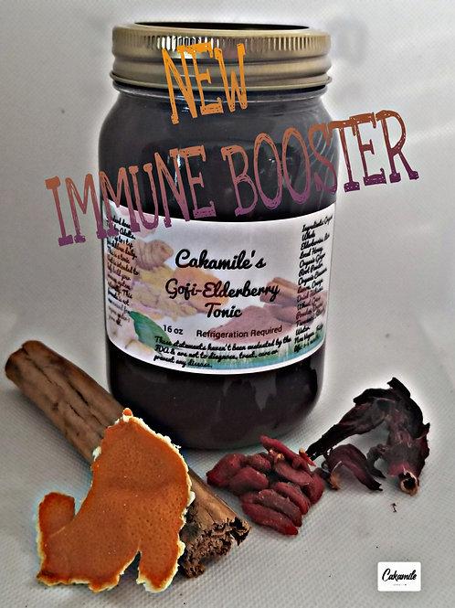 Goji-Elderberry Tonic