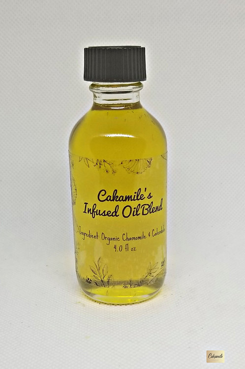 Cakamile's Infused Oil Blend