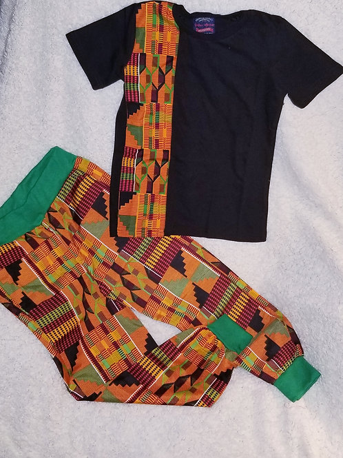 Children's Kente Outfit