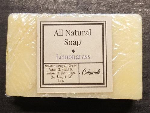 Lemongrass Soap Bar