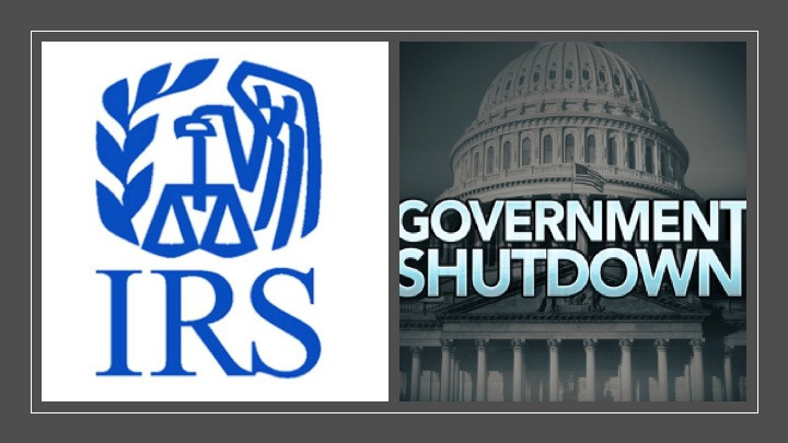 IRS will Pay Tax Refunds despite the Federal Government Shutdown