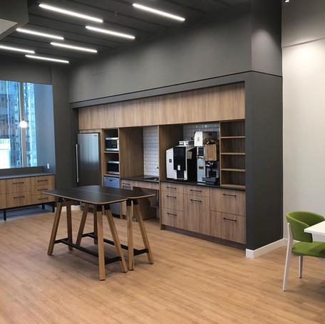 Corporate Office Kitchen Renovation