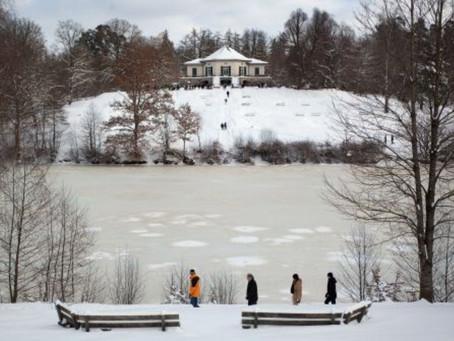 Un día cualquiera de invierno en Stuttgart