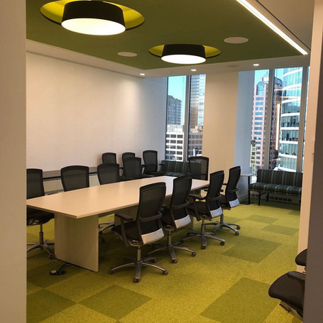 Corporate Office Meeting Room Renovations
