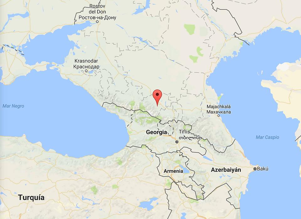 El misterio del lago azul de rusia todo sobre rusia viaja a rusia situacin lago azul en google maps regin de kabardino balakaria abjasia rusia gumiabroncs Gallery