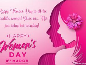 International Women's Day, Women's Joy and Fights