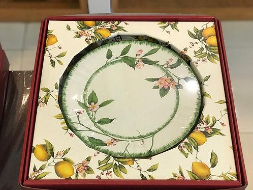 Prato de Iantar Limão Siciliano