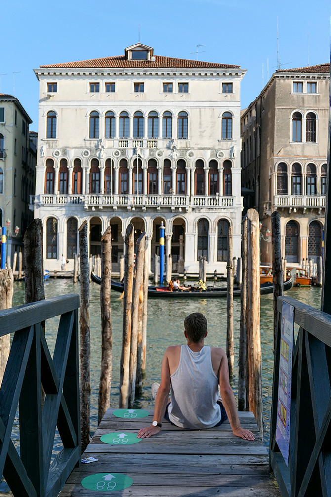 Venice: I took a day off