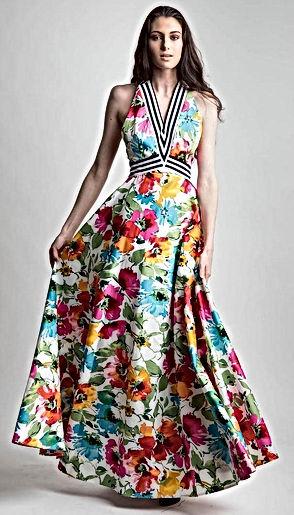 paultirado_mollykaitlynr in floral dress