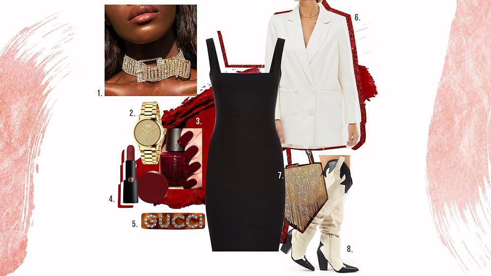 ASOS, Missguided, Public Desire, Gucci, OPI, Giorgio Armani, Gucci, Pink Boutique