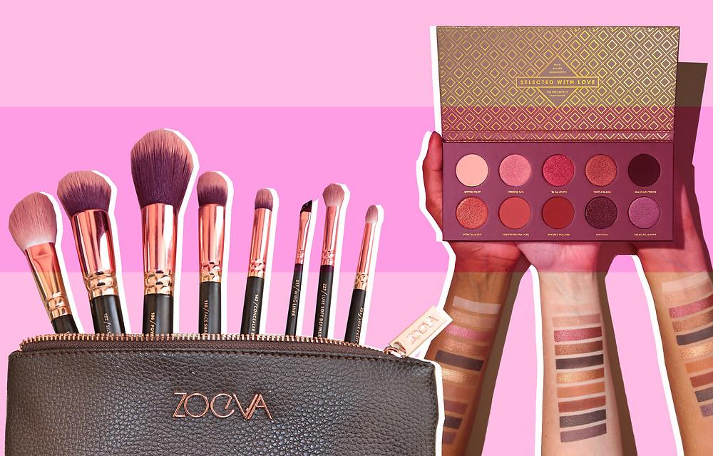 Zoeva Products