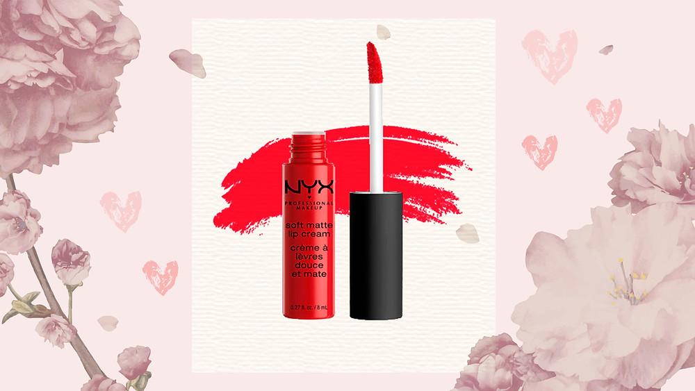 NYX Soft Matte Lip Cream 'Amsterdam'
