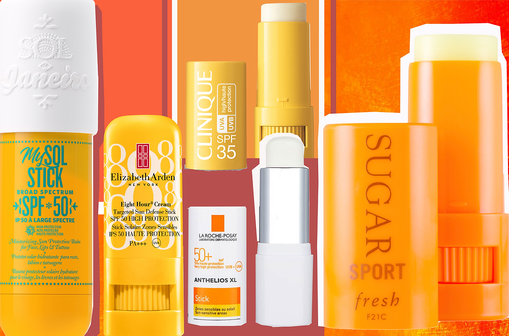 La Roche-Posay, Elizabeth Arden, Sol De Janeiro, Clinique and Fresh Sugar Sport