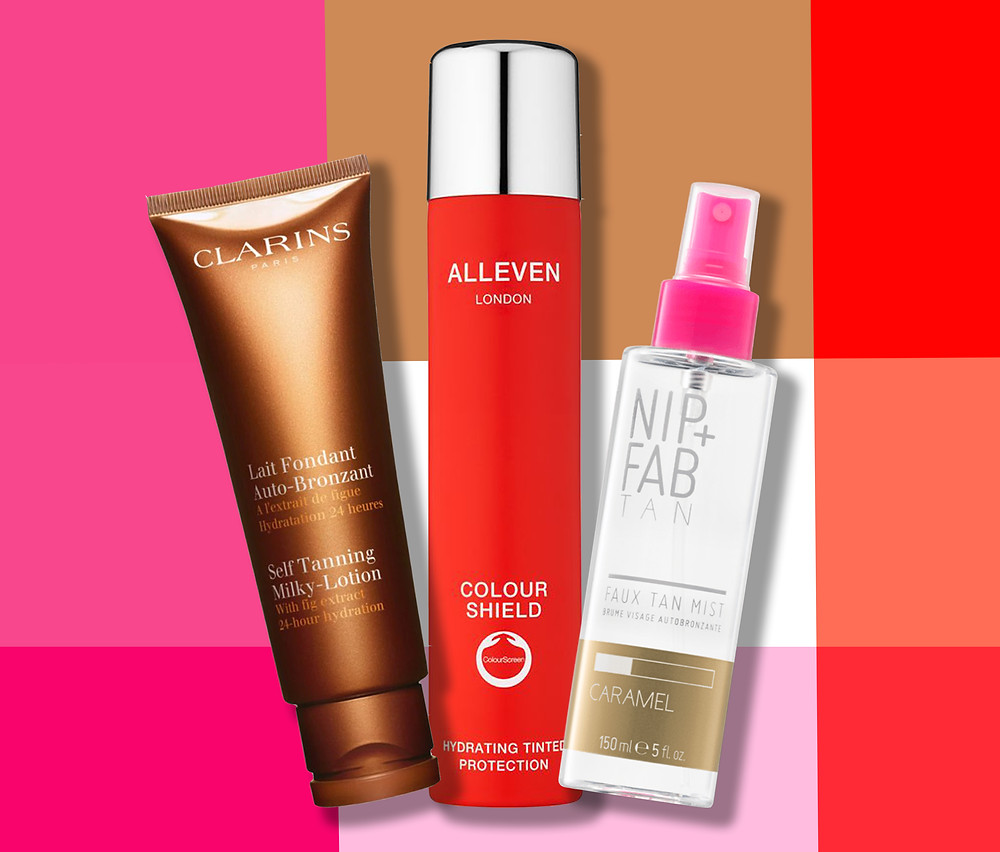 Clarins, Alleven and Nip + Fab