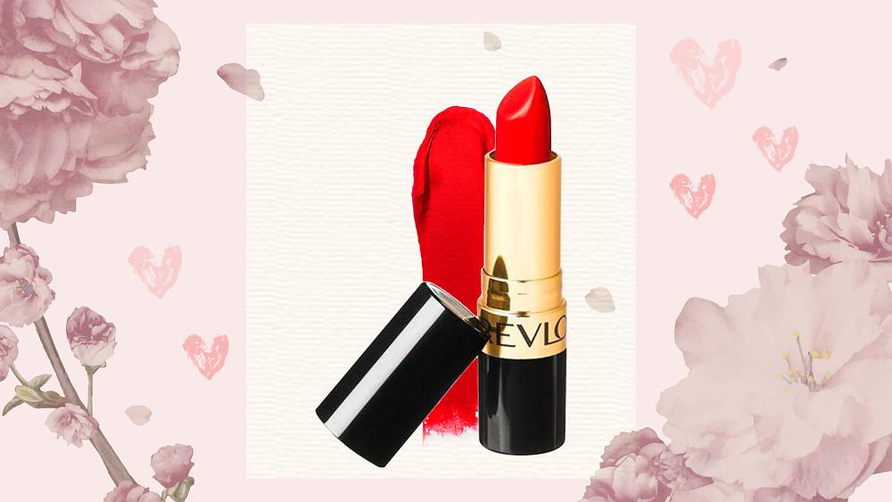 Revlon Super Lustrous Cream Lipstick 'Fire and Ice'