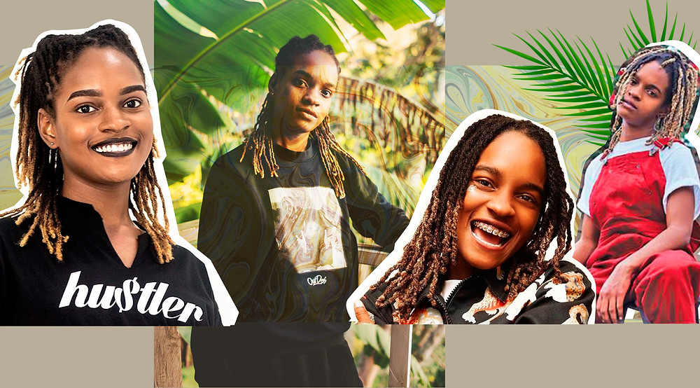 Collage of Koffee