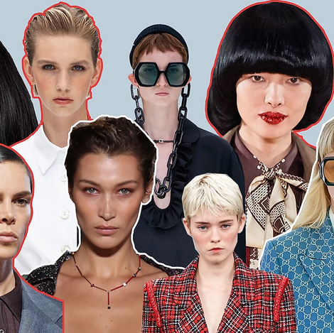 6 Hair Trends to Try While You're Stuck Indoors