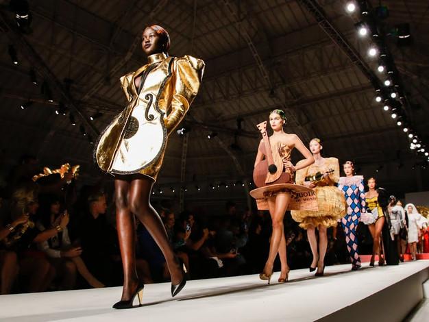 Moschino Spring Summer 2020 Fashion Show