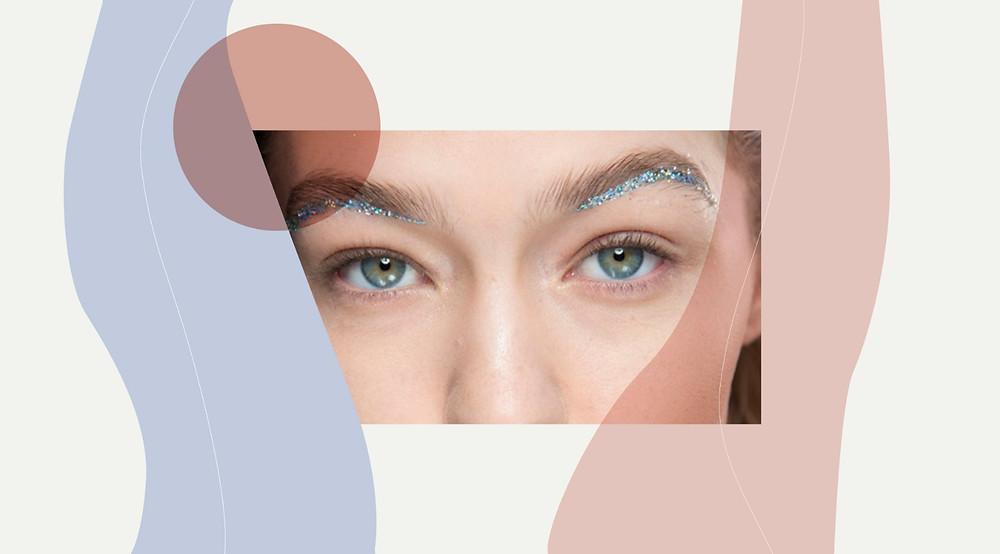 Glitter brows - Level 1