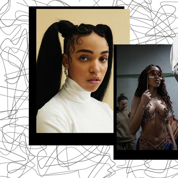 FKA Twigs: Artistic Expression Through Fashion