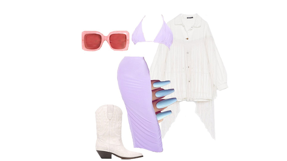 Pretty Little Thing, Nasty Gal, Isabel Marant and Gucci